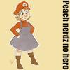 Das Feed-Logo von Peach nerdz no hero